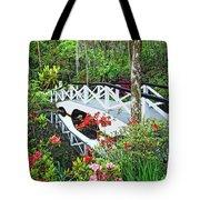 Magnolia Bridge Tote Bag
