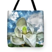 Magnolia Dreams Tote Bag