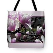 Magnolia Fantasy II Tote Bag
