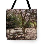 Magnolia Garden 7019 Tote Bag