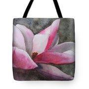 Magnolia In Shadow Tote Bag