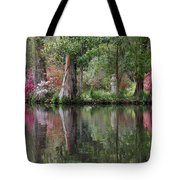 Magnolia Plantation Gardens Series Iv Tote Bag