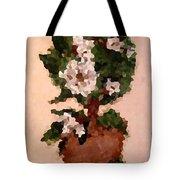 Magnolia Topiary IIi  Tote Bag