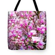 Magnolia Tree Beauty #1 Tote Bag