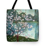 Magnolia Tote Bag by Wilhelm List