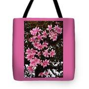Magnolias In Spring Tote Bag