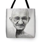 Mahatma Gandhi Tote Bag
