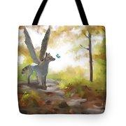 Mahli Tote Bag by Brandy Woods
