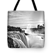 Maid In The Mist Tote Bag