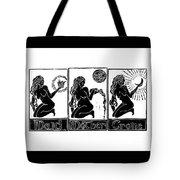 Maid, Mother, Crone Tote Bag