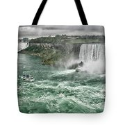 Maid Of The Mist 8971 Tote Bag