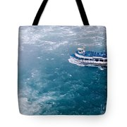 Maid Of The Mist American Side  Tote Bag