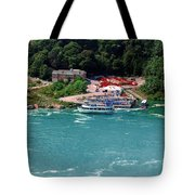 Maid Of The Mist Tote Bag