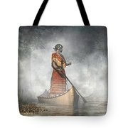 Maid Of The Mists Tote Bag