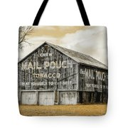 Mail Pouch Barn - Us 30 #3 Tote Bag