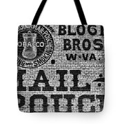 Mail Pouch Days Tote Bag