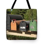 Mail Seakers Tote Bag