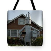 Mailbox King Tote Bag