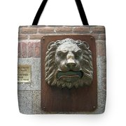 Mailboxes In Toledo Spain Tote Bag