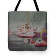 Main Boat 1 Tote Bag