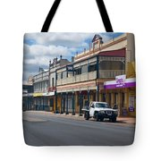 Collie Tidt Town  Tote Bag