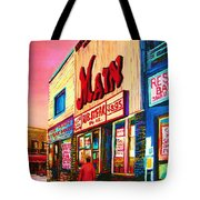 Main Steakhouse Blvd.st.laurent Tote Bag