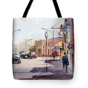 Main Street - Wautoma Tote Bag
