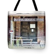 Main Street For Sale Tote Bag