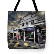 Main Street Jive Tote Bag