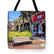 Main Street Mount Joy Tote Bag