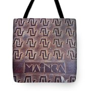 Mainca Tote Bag