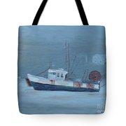 Maine Boat 2 Tote Bag