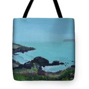 Maine Coast 1 Tote Bag
