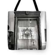 Maine State Capitol Hall Of Flags Militia Display Case Tote Bag