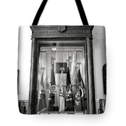 Maine State Capitol Hall Of Flags Modern Conflicts Display Case Tote Bag