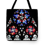 Mainz Cathedral Window Tote Bag