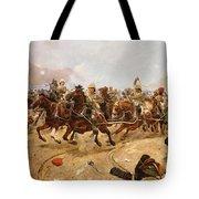 Maiwand Tote Bag by Richard Caton II Woodville