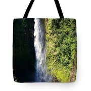 Majestic Akaka Falls Tote Bag