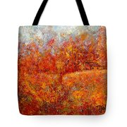 Majestic Autumn Tote Bag