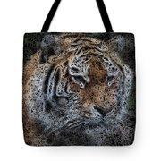 Majestic Bengal Tiger Tote Bag