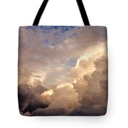 Majestic Clouds Tote Bag