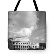 Majestic Colosseum Tote Bag