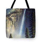 Majestic Falls Tote Bag