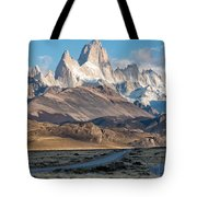 Majestic Fitz Roy Tote Bag