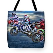 Majestic Motors Tote Bag
