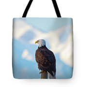 Majestic Mountains Tote Bag