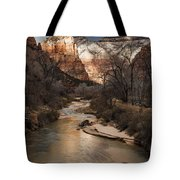 Majestic Mountains-zion Tote Bag