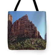 Majestic Peaks Tote Bag