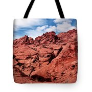 Majestic Red Rocks Tote Bag