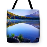 Majestic Reflection Tote Bag